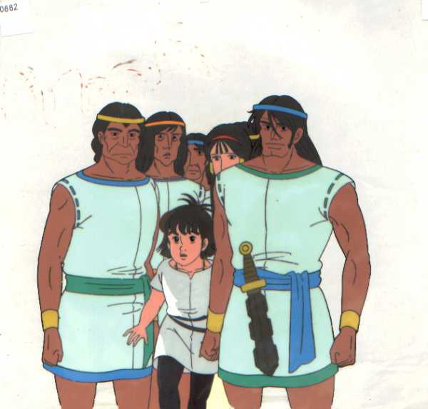 the cels - 11/40